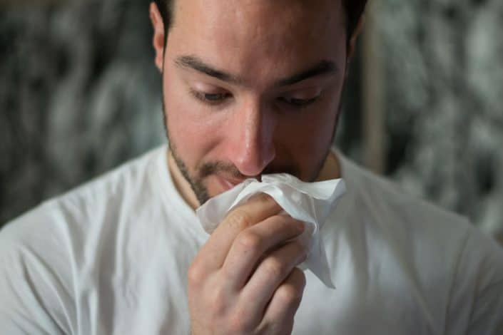 Funny questions - Do I have any allergies