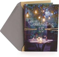 20th anniversary gifts for husband - Anniversary Card