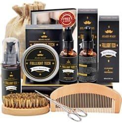 20th anniversary gifts for husband - Beard kit