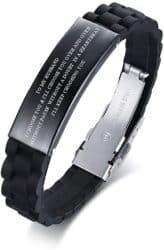 I Will Keep Choosing You Wristband