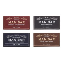 20th anniversary gifts for husband - Man bar soap