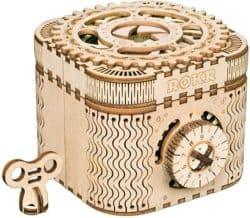 Anniversary gifts for husband - Treasure Box Puzzle