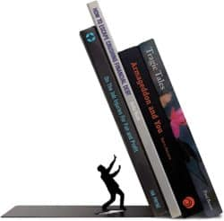 THE END Dramatic Bookends