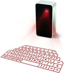 Virtual Bluetooth Laser Keyboard