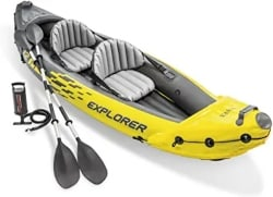Inflatable Kayak Set