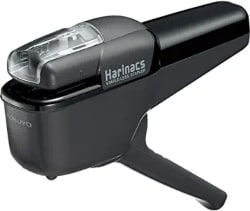 Japanese Stapleless Stapler Black