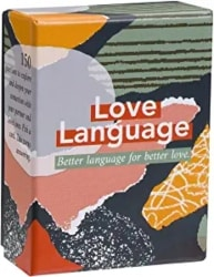 Love Language The Card Game