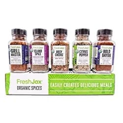christmas gifts for husband - Premium Gourmet Spices and Seasonings