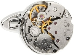 Watch Movements Cufflinks (1)