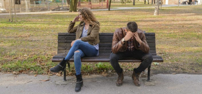 7 signs you should break up with him - The Break-up Cycle