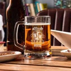 Personalized Beer Mug (1)