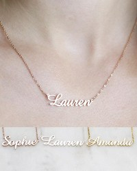 Personalized Necklace Name (1)