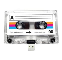 Personalized USB Mix Tapes (1)