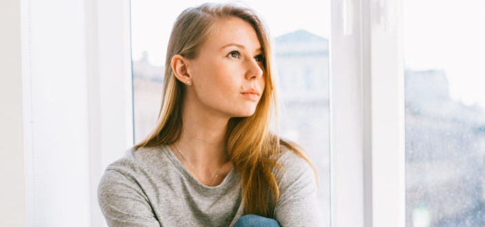 what to do after a breakup - Don't Make Any Major Life Changes