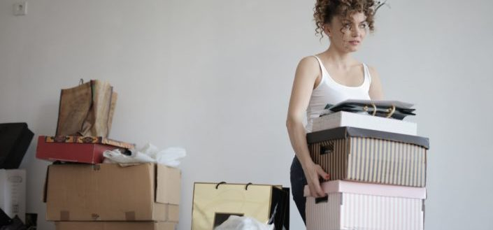 what to do after a breakup - Get Rid of Everything That Reminds You of Your Ex